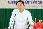 Con đường thăng tiến và những sai lầm trong sự nghiệp của ông Trịnh Xuân Thanh