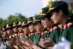 Công bố toàn bộ chỉ tiêu tuyển sinh vào trường quân đội năm 2017