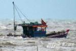 Bão số 1 nhấn chìm 3 thuyền trên vùng biển Nam Định
