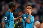 Video kết quả Watford vs Man City: Song sát Aguero - Jesus khai hỏa, Man City vững chân top 3