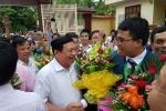 Nghệ An: Vinh danh học sinh đạt giải Quốc tế trở về