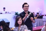 Hinh anh Hong Dao: \'Toi khong co y dinh canh tranh voi Viet Huong\'