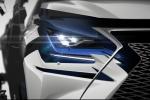 Lexus NX facelift 2018 chuẩn bị ra mắt tại Thượng Hải