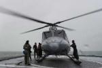 Indonesia tìm thấy người sống sót sau2 tuần rơi trực thăng