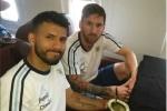 Máy bay trễ chuyến, Messi mắng cả Liên đoàn
