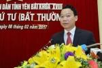 Phê chuẩn ông Đỗ Đức Duy làm Chủ tịch UBND tỉnh Yên Bái
