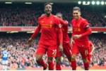 Video kết quả trận Liverpool vs Everton: Coutinho, Mane ghi bàn đẳng cấp