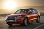 Ngắm 'vẻ đẹp tốc độ' của Audi Q5 2018 trong triển lãm Los Angeles Auto Show