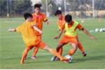 U18 Việt Nam sẵn sàng đấu giao hữu ở Trung Quốc
