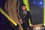 Trực tiếp lễ trao giải Quả bóng vàng Việt Nam 2016