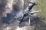 Rơi máy bay trực thăng cảnh sát chở 12 người ở Thổ Nhĩ Kỳ