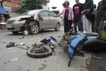 Hai ô tô đâm nhau, phó trưởng công an huyện ở Lai Châu tử vong