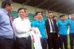 Bộ trưởng Nguyễn Ngọc Thiện: 'U22 Việt Nam phải vào chung kết SEA Games'