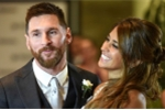 400 cảnh sát bảo vệ đám cưới thế kỷ của danh thủ Lionel Messi