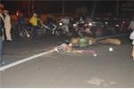 Dân truy đuổi tài xế xe tải đâm chết người rồi bỏ chạy