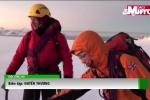 Độc đáo lễ cưới đầu tiên tổ chức ở vùng lãnh thổ Nam Cực