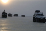 Bộ Quốc phòng Nga lần đầu tiết lộ căn cứ quân sự Cỏ ba lá Bắc Cực