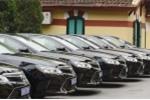 Thanh lý xe công: 'Để thất thoát tài sản Nhà nước sẽ bị kiểm điểm'