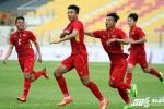 U22 Việt Nam vs U22 Campuchia: Thắng đậm đua chỉ số phụ