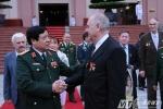 Cựu chiến binh Nga, Belarus xúc động thăm lại Việt Nam