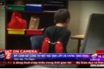 Clip: Quá nghịch ngợm, học sinh lớp 3 bị cảnh sát còng tay
