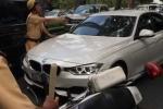 Video: Nổ súng khống chế tài xế xe điên tông CSGT ở Sài Gòn