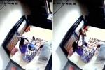 Lén đặt camera, chồng sốc khi thấy vợ bóp cổ, đánh đập con trai dã man