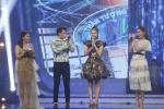 4 GIAM KHAO VAN MAI HUONG, ISSAC, MINH HANG, BICH PHUONG
