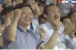 Ông Đinh La Thăng vui mừng với siêu phẩm của Công Phượng