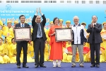 Vinamilk xác lập kỷ lục mới 'Đồng diễn thể dục dưỡng sinh có số lượng người cao tuổi tham gia đông nhất Việt Nam'