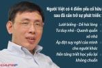 Sếp FPT 'gây bão' khi nói lý do vì sao người Việt mãi nghèo