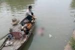 Thi thể người đàn ông trôi dạt trên sông Đồng Nai
