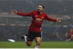 Ibrahimovic sắm vai 'cứu thế', Man Utd thắng nhọc Blackburn Rovers