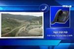 Vỡ đường ống thủy điện Sông Bung 2, hai công nhân bị cuốn mất tích