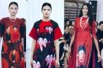 Adrian Anh Tuấn đem cảm hứng hội hoạ đương đại vào bộ sưu tập áo dài mới