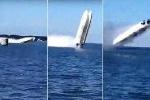 Thuyền đua lộn nhào ở tốc độ 225km/h, lái thuyền và hoa tiêu chết tại chỗ