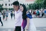 Công Vinh kể chuyện tình yêu với Thủy Tiên trên sóng truyền hình Mỹ