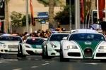 Choáng ngợp với dàn siêu xe nhanh nhất thế giới của cảnh sát Dubai