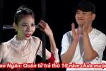 Vietnam's Next Top Model: Cao Ngân âm thầm trả thù Nam Trung