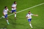 Trực tiếp EURO 2016: Bỉ vs Italia