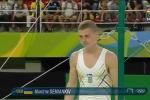 Choáng với phần thi 'cụt ngủn' của VĐV Ukraine tại Olympic Rio