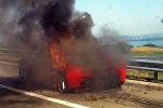 Đã thu hồi, siêu xe yêu thích của đại gia Việt vẫn cháy