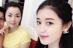 Những bà mẹ trẻ trung của hot girl Việt