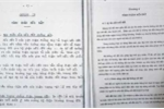 Hiệu phó bị tố 'đạo văn': Tài liệu tham khảo không phải là giáo trình