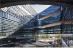 Những hình ảnh trụ sở đầu tiên của Samsung ở thung lũng Silicon