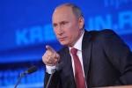 Tổng thống Putin: Mỹ không có quyền dẫn độ quan chức FIFA