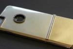 Ngắm ốp lưng iPhone 6 Plus bằng vàng, nạm kim cương