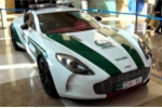 Danh sách siêu xe đáng thèm khát nhất của cảnh sát Dubai