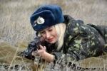 Gái mại dâm Ukraine vô tư làm việc trong ngành cảnh sát