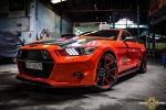 'Xế cơ bắp' Ford Mustang độ bodykit Rocket độc nhất VN